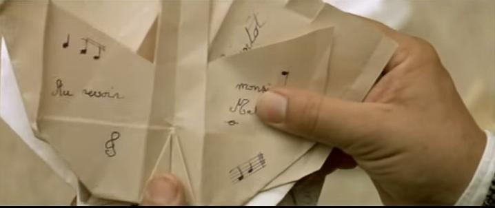 Captura aviones de papel