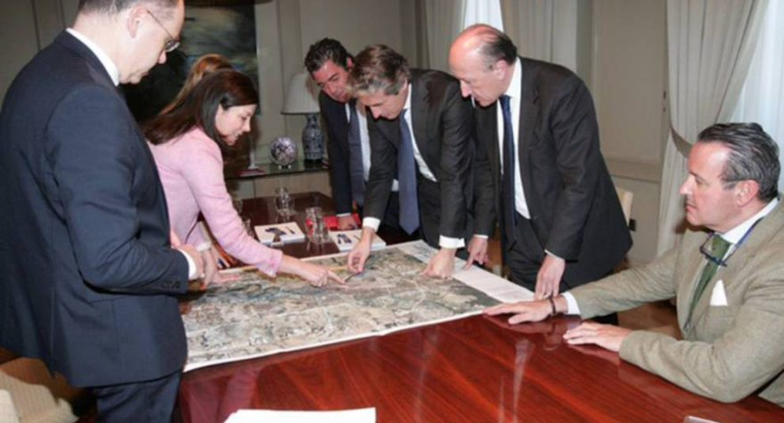 Parlamentarios del PP por Valladolid defienden ante De la Serna el soterramiento, desechado por la SVAV_detail